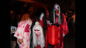 faceless mask halloween the faceless lady youtube