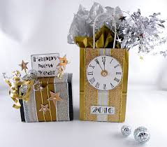 New Years Decorations 2016 by Happy New Year Glittery Gift Designs Gina Tepper
