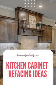 can you reface laminate kitchen cabinets 30 before and after kitchen cabinet refacing ideas before