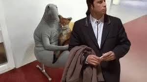 Meme John Travolta - john travolta meme gifs tenor