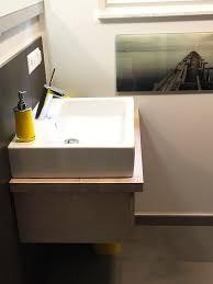 Bad Waschtisch Moderner Waschtisch Im Bad Und Gäste Wc