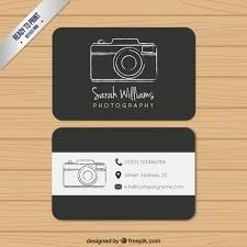E Business Cards Free Photography Business Card Vectors Photos And Psd Files Free