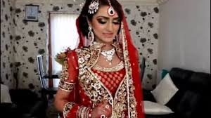 real bridal makeup and hair by sadaf wassan video dailymotion