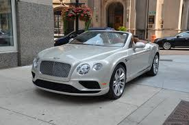 bentley suv inside 2016 bentley continental gtc stock b733 for sale near chicago