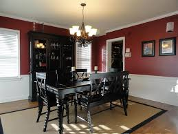 Dining Rooms Ideas by Delectable 10 Red Black Dining Room Ideas Inspiration Of Red And