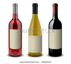 wine bottle with blank label stock photos images u0026 pictures