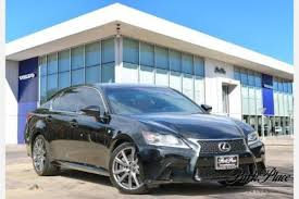 buy used lexus gs 350 used lexus gs 350 for sale in dallas tx edmunds