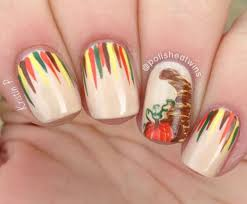 thanksgiving nail designs or by 25 inspiring easy thanksgiving
