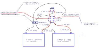 travel trailer wiring diagram alternative power start battery
