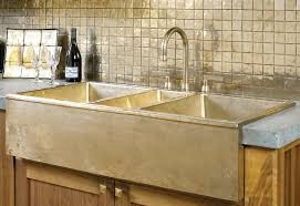 kitchen sink backsplash bronze kitchen sink and backsplash traditional kitchen other