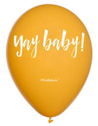 cheap helium balloons delivered yay baby balloon delivered helium balloons sydney and babies