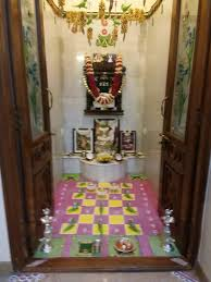 oora hubba special decoration for pooja room swami decor