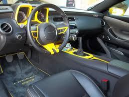 2010 camaro rs interior rally yellow interior finished camaro5 chevy camaro forum