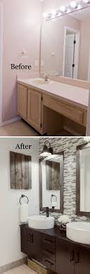 bathroom remodeling ideas before and after best 25 small bathroom makeovers ideas on small