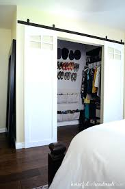 Thin Closet Doors Sliding Doors For Closets Appealing Alternative To Sliding Closet