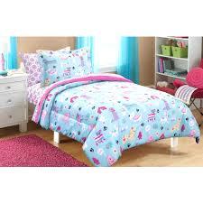 Mainstays Bedding Sets Mainstays Bed In A Bag Bedding Comforter Set Giraffe Walmart Com