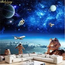 beibehang papel de parede 3d Cosmic starry galaxy wallpaper
