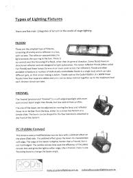 Types Of Light Fixtures Types Of Stage Lighting Fixtures Choice Image Home Fixtures