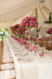 Wedding Floral Centerpieces by Pink Flower Arrangements For Weddings