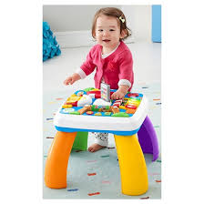 fisher price laugh u0026 learn around the town learning table target