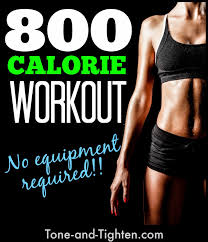 thanksgiving calorie calculator burn 800 calories in one at home workout tone and tighten