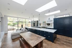 Bespoke Kitchen Design London Trinity Road Wandsworth Grand Design London