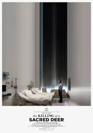 Movie Posters For Media Room The Killing Of A Sacred Deer Movie Posters Fonts In Use