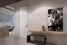 stylish unfinished wood shelf interior design ideas
