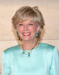 leslie stahl earrings lesley stahl without wig view original image women news