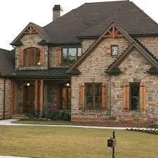 best 25 rustic brick house exterior ideas on pinterest stone