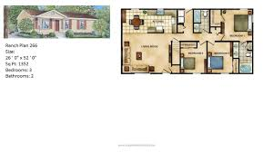 100 floor plans ranch style long ranch style house plans