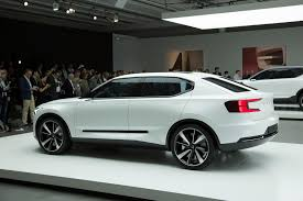 volvo electric car volvo claims its initial all electric vehicle will be available in