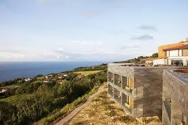 spain u0027s basque coast gets a new modern hotel with a michelin