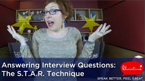 How To Answer Resume Questions The Star Technique How To Answer Job Interview Questions In