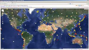 aktuelle vulkanausbrüche nur noch 85 sonnenflecke pro jahr statt 200 und auch noch 42