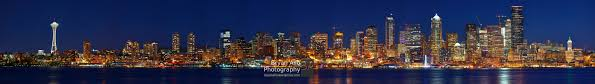 Hamilton Viewpoint Park West Seattle Washington by Chasing Sunsets In Seattle From Alki Beach Shutter Warrior