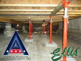 Repair Floor Joist Repair Sagging Floors With Ellis House Jacks Ellis Manufacturing Co