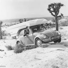white volkswagen inside volkswagen bug with kangaroo camper pictures getty images