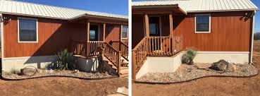 Texas Ranch House Texas Ranch Owners Love Their New Tiny House