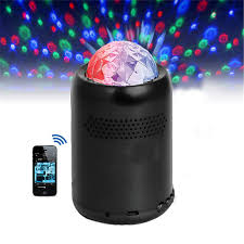 outdoor lights with bluetooth speakers portable bluetooth speakers with colored led light show mini disco