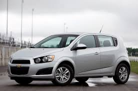 chevrolet sonic prices reviews and new model information autoblog