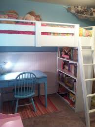 loft bed with playarea on top queen loft bed do it yourself