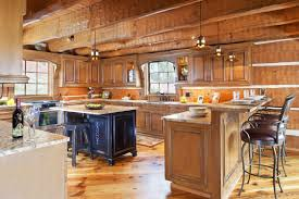 log home interior pictures log home kitchens
