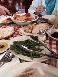 thanksgiving dinner picture of buca di beppo wheeling tripadvisor