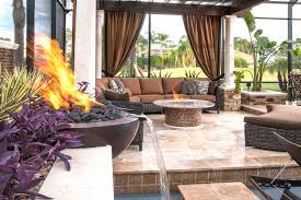 how to capture luxury with outdoor design options