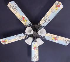 kids ceiling fan dirt bike motorcross motorcycle decor