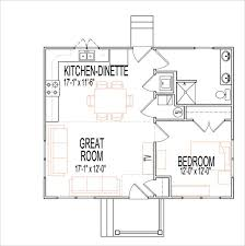 open floor plan house plans one story best 25 1 bedroom house plans ideas on guest cottage