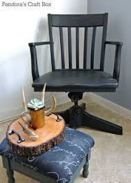 Bankers Chair Cushion Wood Banker U0027s Chair Just Add A Cute Chair Cushion Much More