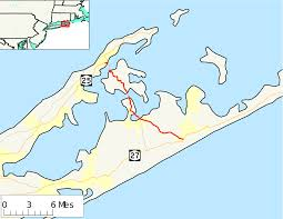 Hamptons Map New York State Route 114 Wikipedia