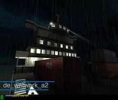Naval Strike Maps De Wetwork A2 Counter Strike Source Maps